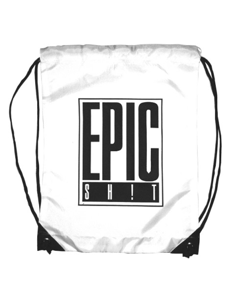 Epic Sh*t Gym Bag